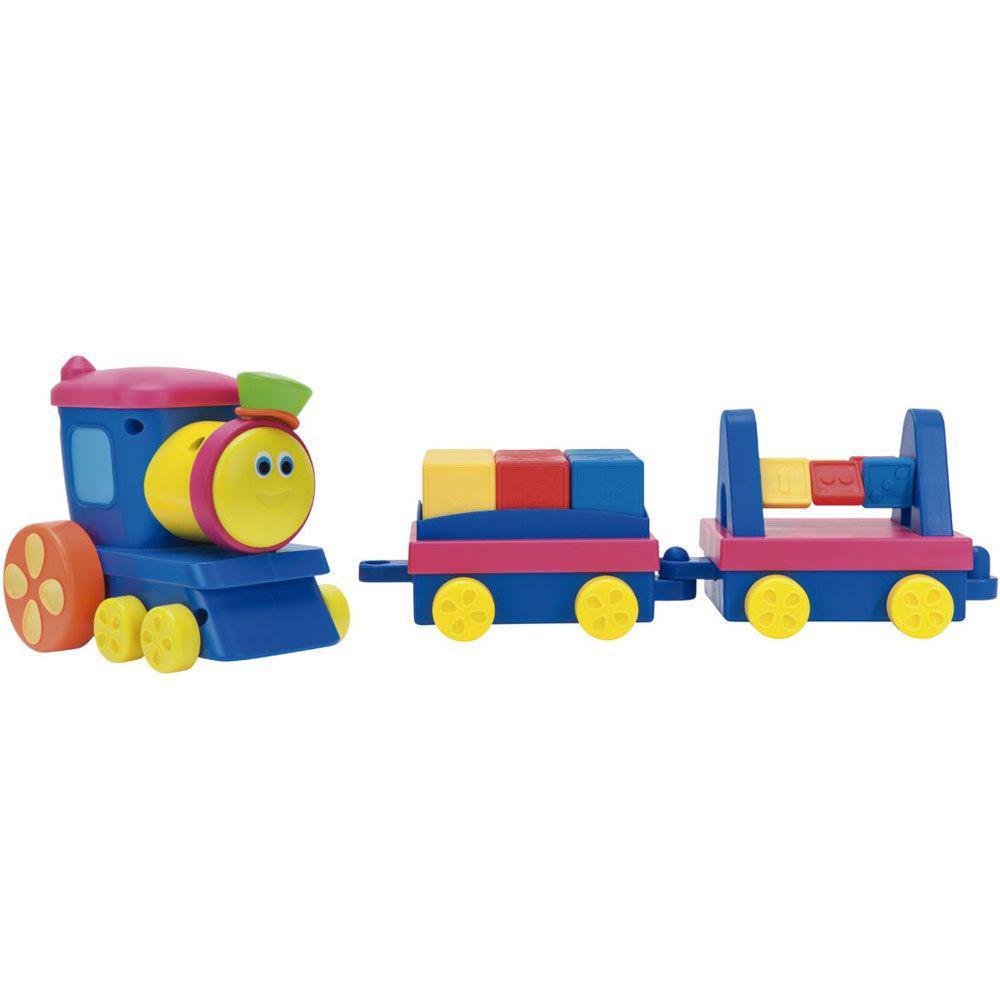 Brinquedo Bob O Trem Aprendendo O Abc Fun Divirta Se Carrinhos