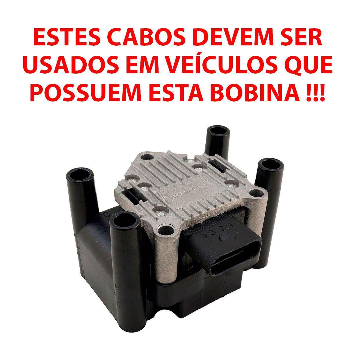 461ae6043 Cabo de Vela Gol G5 G4 G3 G6 Fox Voyage Saveiro Bosch F00099C125 R  128