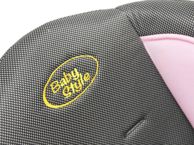 df0ecb81d Cadeira para Auto Baby Style - para Crianças até 18Kg - Cadeirinha ...