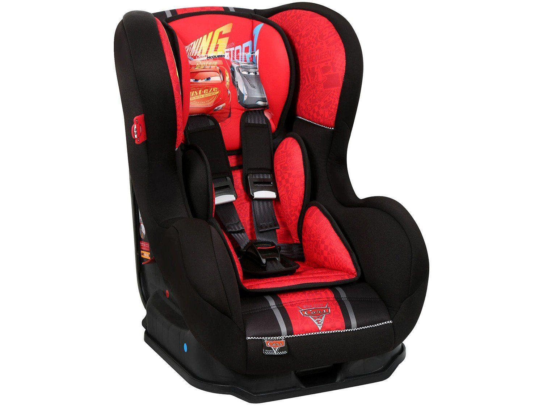 fbbaacbf8ad76 Cadeira para Automovel 0 a 25 KG Disney Cosmo SP Carros Team TEX 399911 R   529,00 à vista. Adicionar à sacola