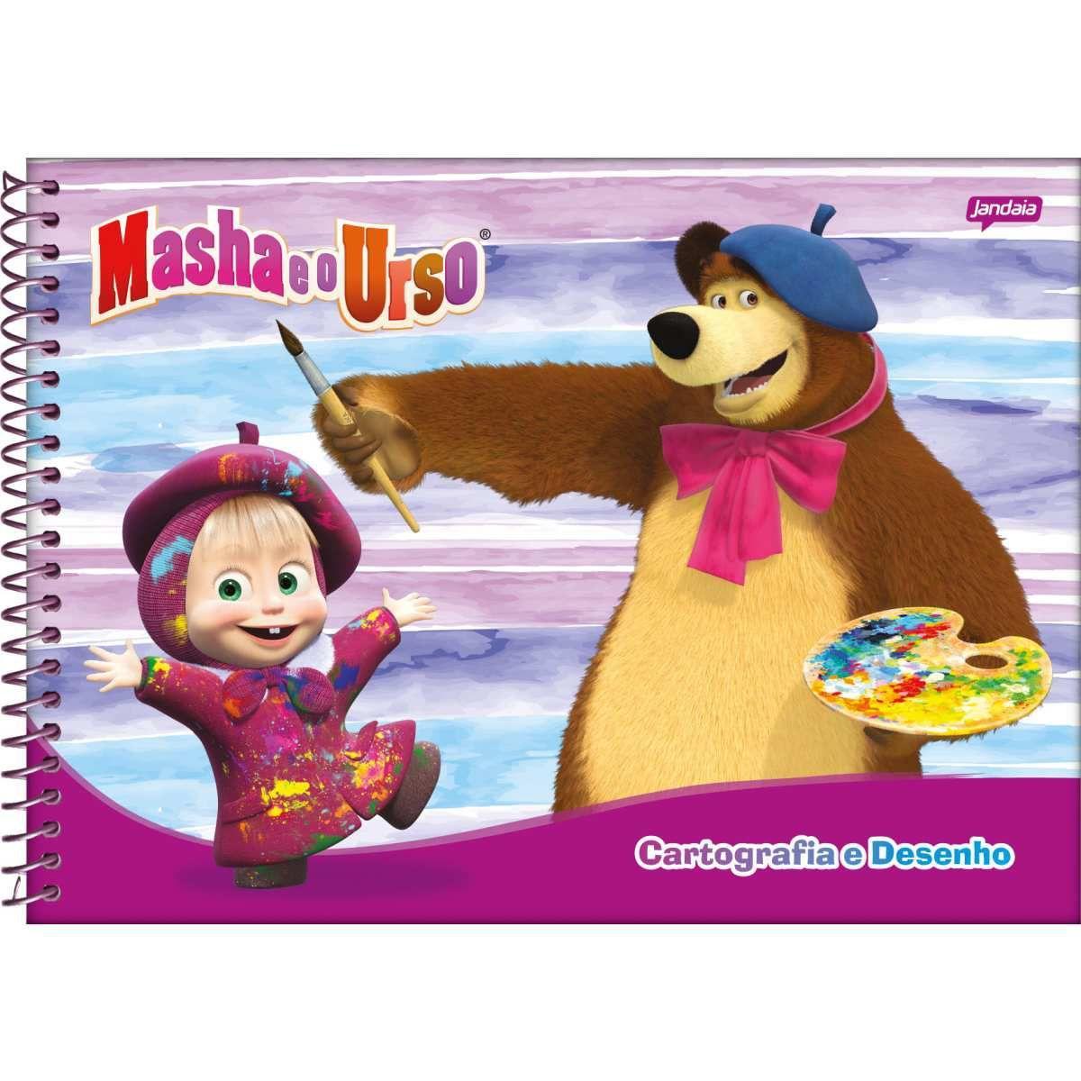 Novo Episodio De Masha E O Urso Bate Recorde No Youtube Assista