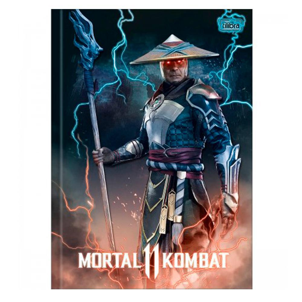 mortal kombat characters raiden