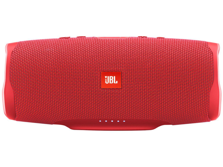 Resultado de imagem para Caixa de Som Bluetooth JBL Charge 4 30W vermelha