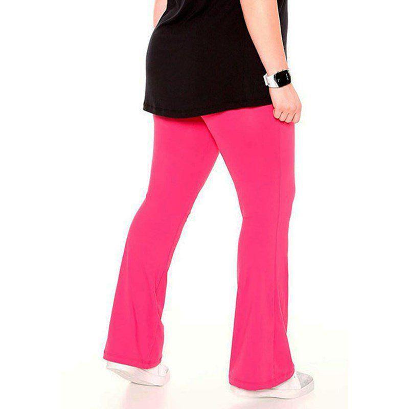 0813705715 Calça flare plus size pink trinys - Roupas e Acessórios para ...