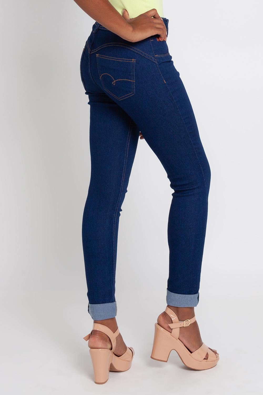 522dee278 Calça Jeans Feminina Biotipo Azul - Avenida R$ 89,99 à vista. Adicionar à  sacola