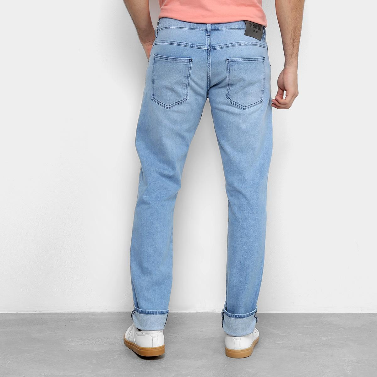 8b401b7b Calça Jeans Skinny Forum Igor Masculina