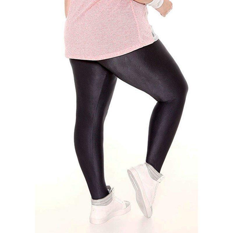 8629a5496 Calça legging chumbo plus size trinys R$ 89,90 à vista. Adicionar à sacola