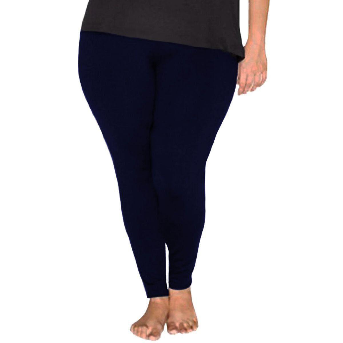 31928e12a0f5 Calça legging plus size peluciada térmica suplex Dicors R$ 49,88 à vista.  Adicionar à sacola