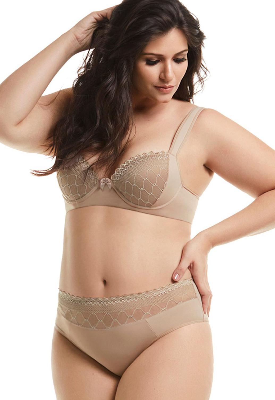 96837e5af Calcinha com Renda e Lateral Larga Mondress - Mondress lingerie Produto não  disponível