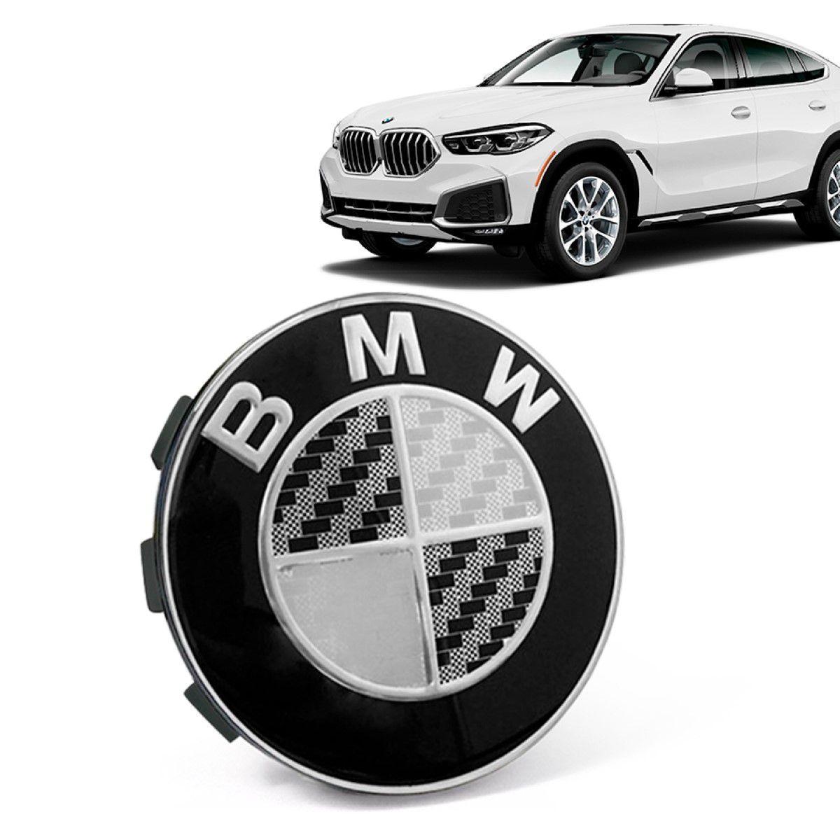 Calota Centro Roda Original Bmw X6 2020 Emblema Preto Gfm Calotinha Calota Para Carro Magazine Luiza