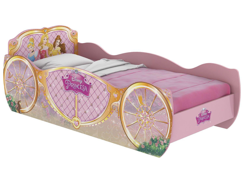 Cama infantil princesas disney star pura magia cama - Dosel para cama infantil ...