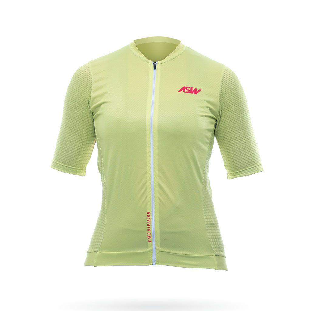 Camisa ASW Endurance Streak Feminina Menta Tam. GG - Camisa de Ciclismo -  Magazine Luiza