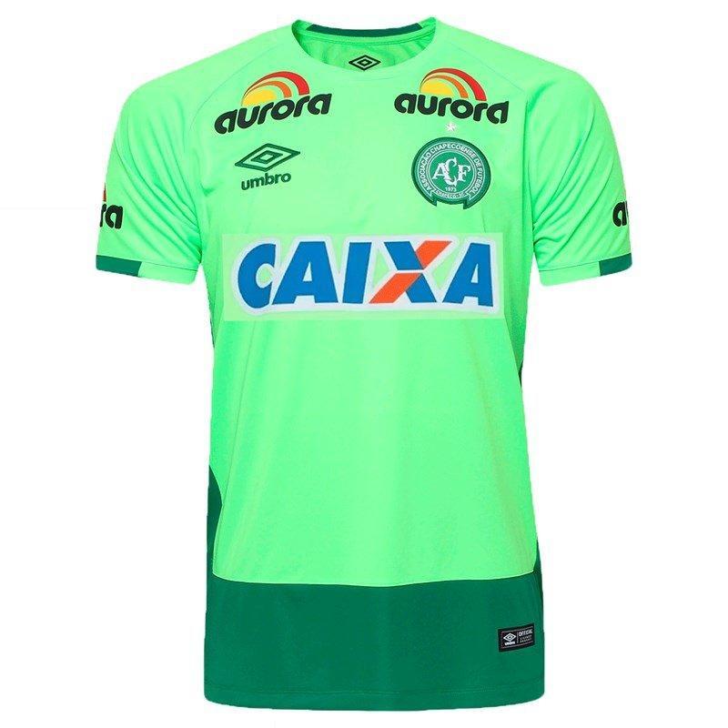 Camisa Chapecoense Goleiro Danilo Umbro n1 3A05002 - Vestuário ... 4690df432695d