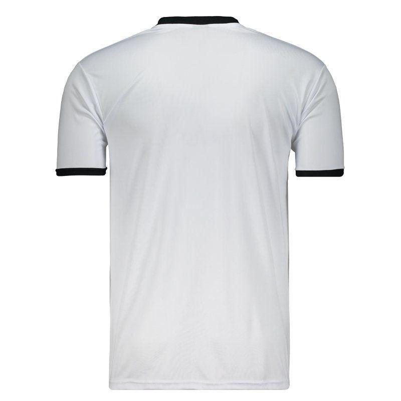Camisa Corinthians Masculina - Branco Preto - Spr - Camisa de Time ... 75c1bb829a072