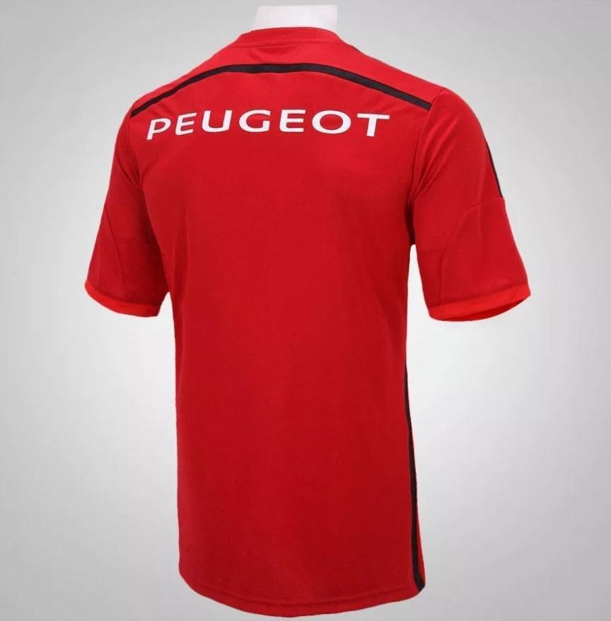 70bfbf6d84 Camisa Flamengo Adidas Flamengueira 2014 - Vermelho - Vestuário ...