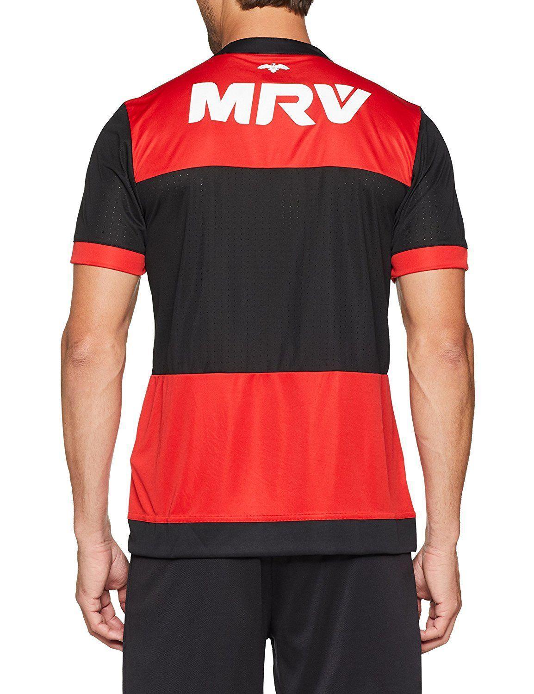 2b618a6a17 Camisa Flamengo Adidas Rubro-negra 2017 R$ 179,90 à vista. Adicionar à  sacola
