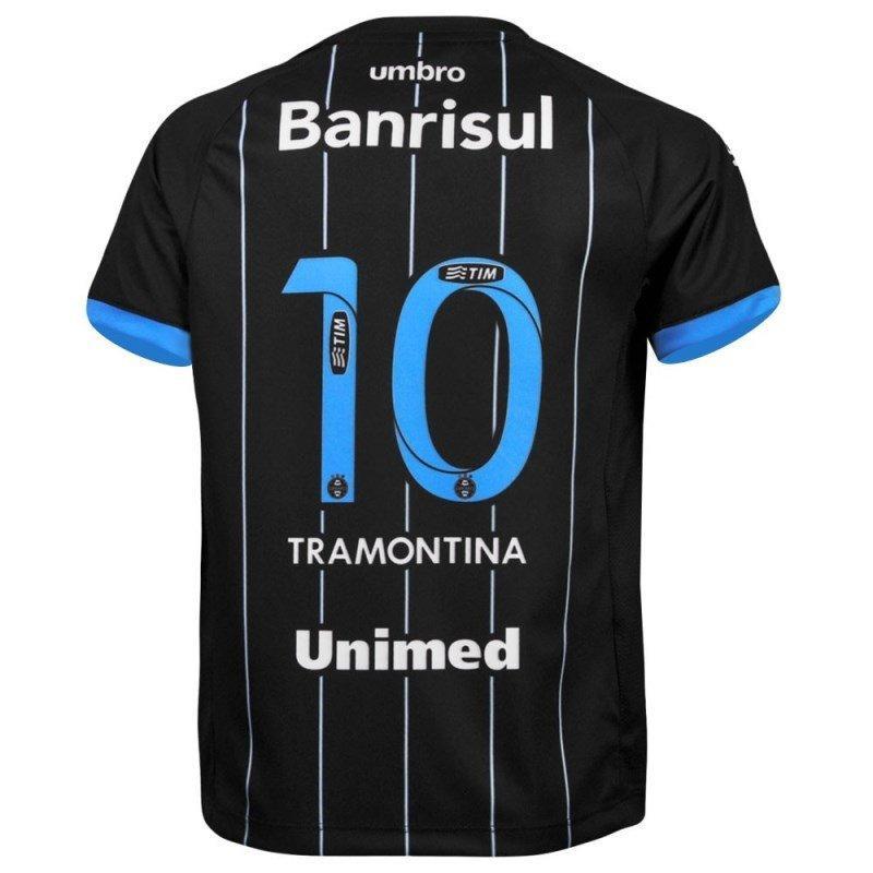 Camisa Infantil Gremio Oficial Umbro 3G00035 - Camisa de Time ... ecffb131796a5