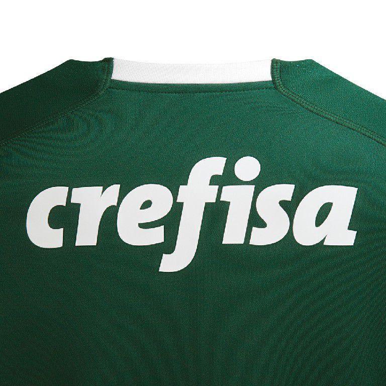 836565d53 Camisa Palmeiras I 19/20 s/n - Torcedor Puma Masculina - Verde R$ 269,90 à  vista. Adicionar à sacola