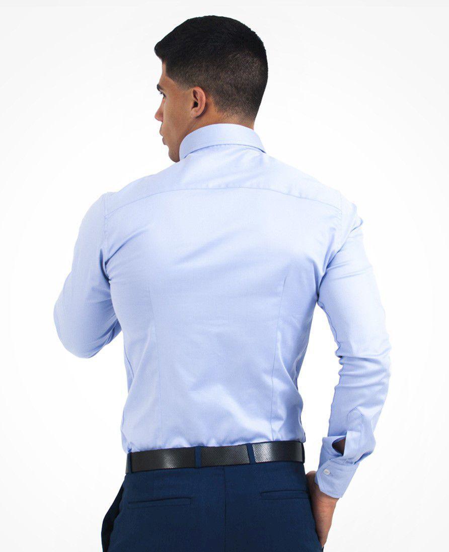27e3486dfe Camisa Social Masculina Violeta Super Slim - Hórus oficial R$ 189,90 à  vista. Adicionar à sacola
