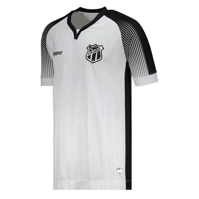 dc6a1b96351fc Camisa Topper Ceará II 2017 Juvenil - Camisa de Time - Magazine Luiza