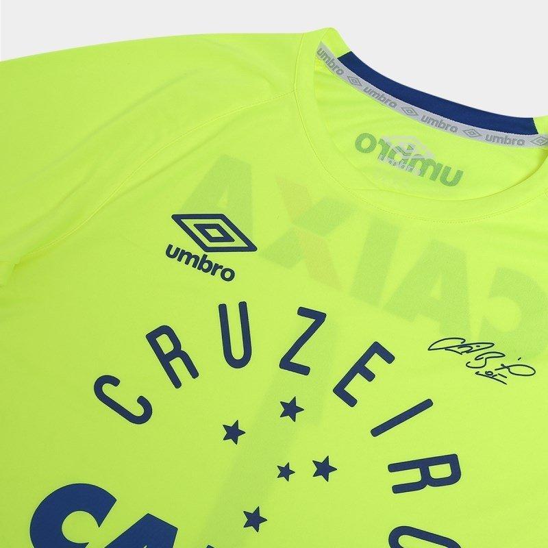1c4a1efc13 Camisa Umbro Cruzeiro Goleiro 3E05000 - Vestuário Esportivo ...