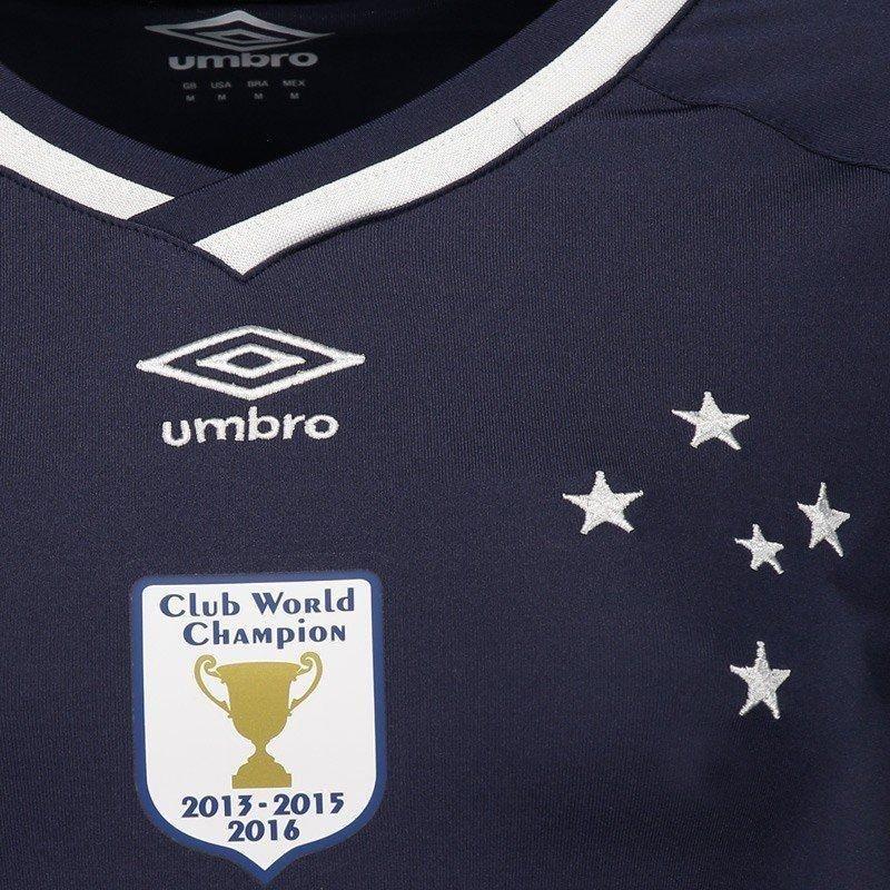 7a15de1fe7 Camisa Umbro Cruzeiro Vôlei 1 Feminina - Vestuário Esportivo ...