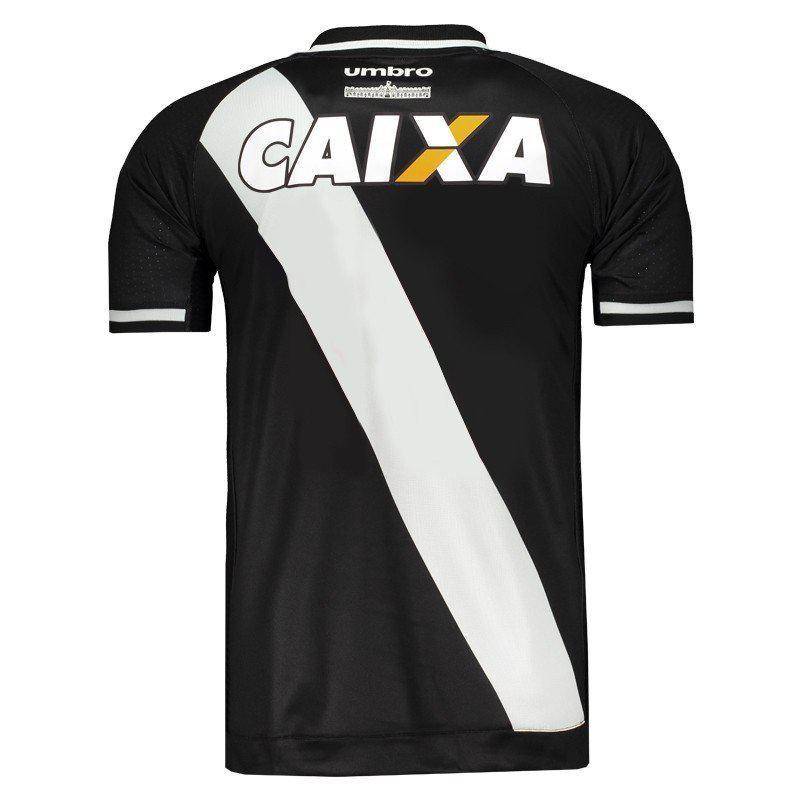 Camisa Vasco Oficial 1 17 18 3V160104 - Umbro - Vestuário Esportivo ... 8b4311cee2958