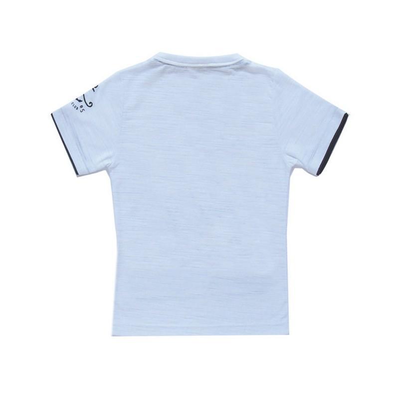 Camiseta infantil menino com estampa de farol - Milon - Camiseta e ... 1725e9581d290