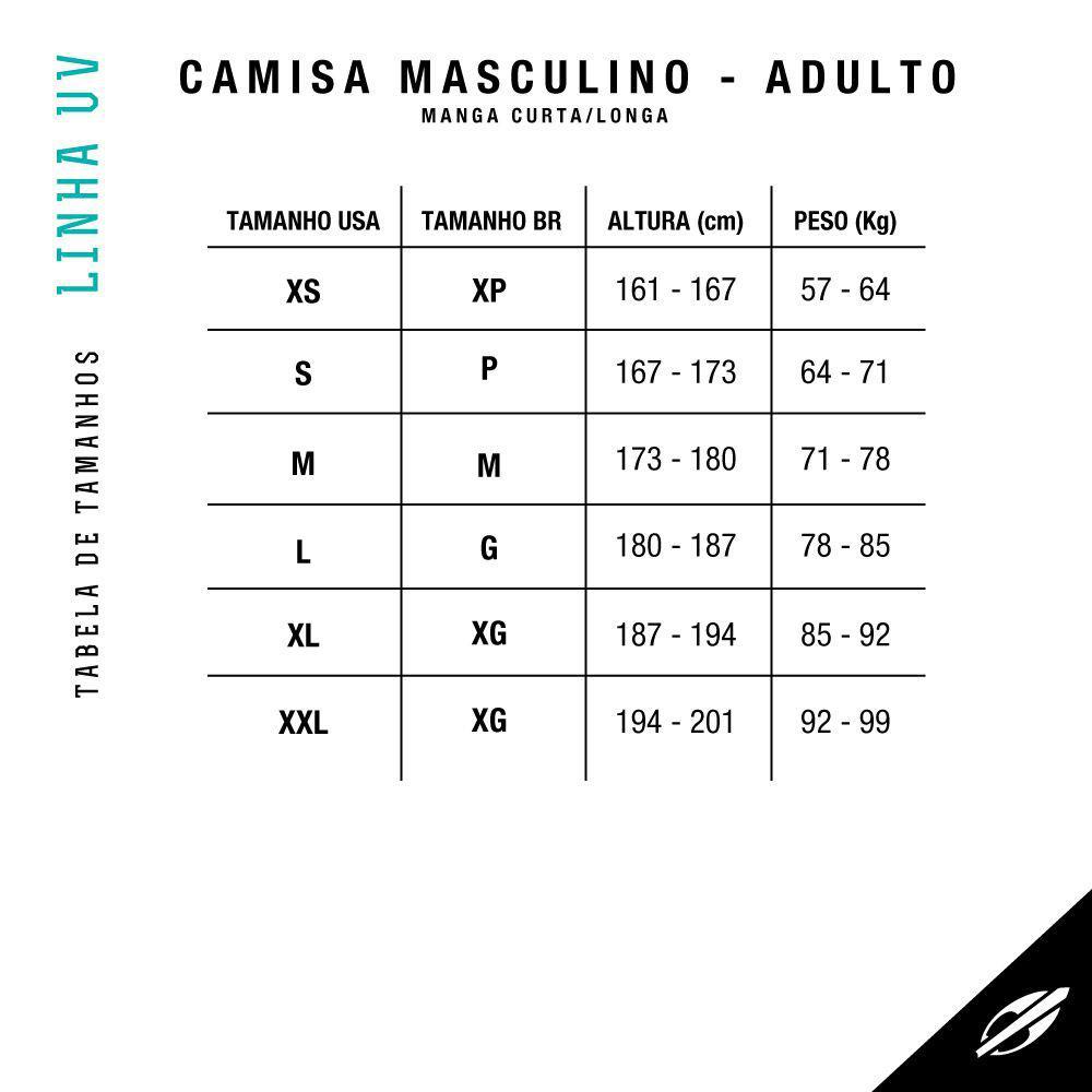 Camiseta Manga Longa Mescla Masculino UV Dry Flex CINZA - Mormaii R  149 35b50c63726