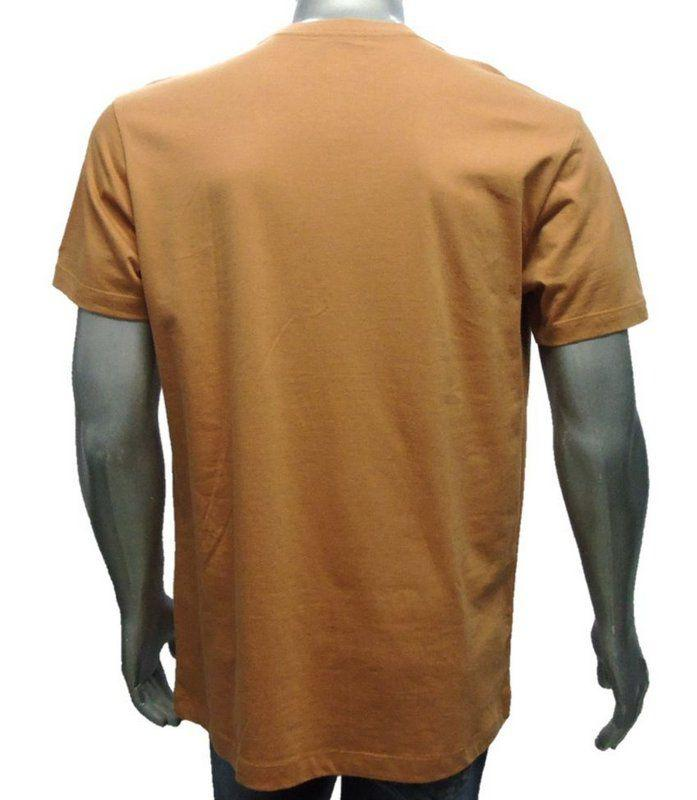 Camiseta Masculina New Era Branded Military Laranja - Camisa de Time ... 4875204d288