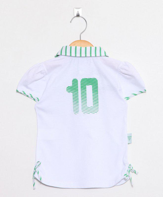 0f727617c9 Camiseta Palmeiras Polo Infantil Feminina Oficial - Revedor R$ 61,50 à  vista. Adicionar à sacola