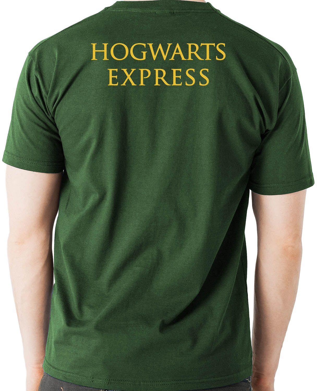 a80ab1d85 Camiseta Plataforma 9 3/4 Harry Potter Geek Camisa Blusa R$ 52,68 à vista.  Adicionar à sacola