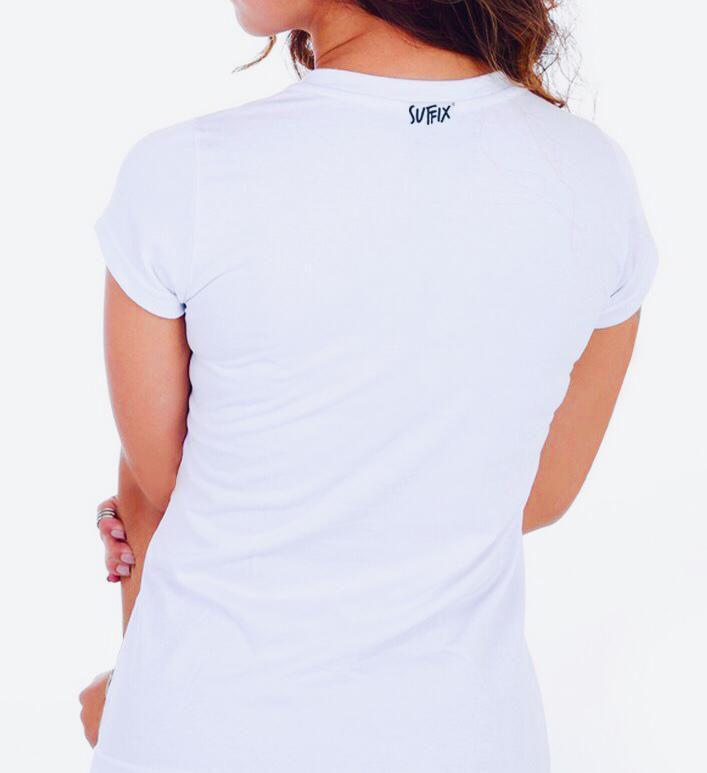 """Camisetas Blusas Femininas Estampada """"EU TINHA UM LADO DOCE 2649068cbc8"""
