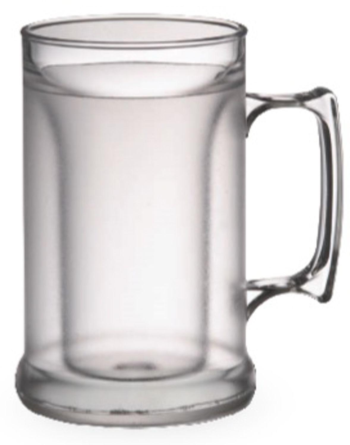 e7bbfbb43 Caneca Térmica para chopp sem gel 6 unidades 300 ml Acrílico - Kaballa R   153