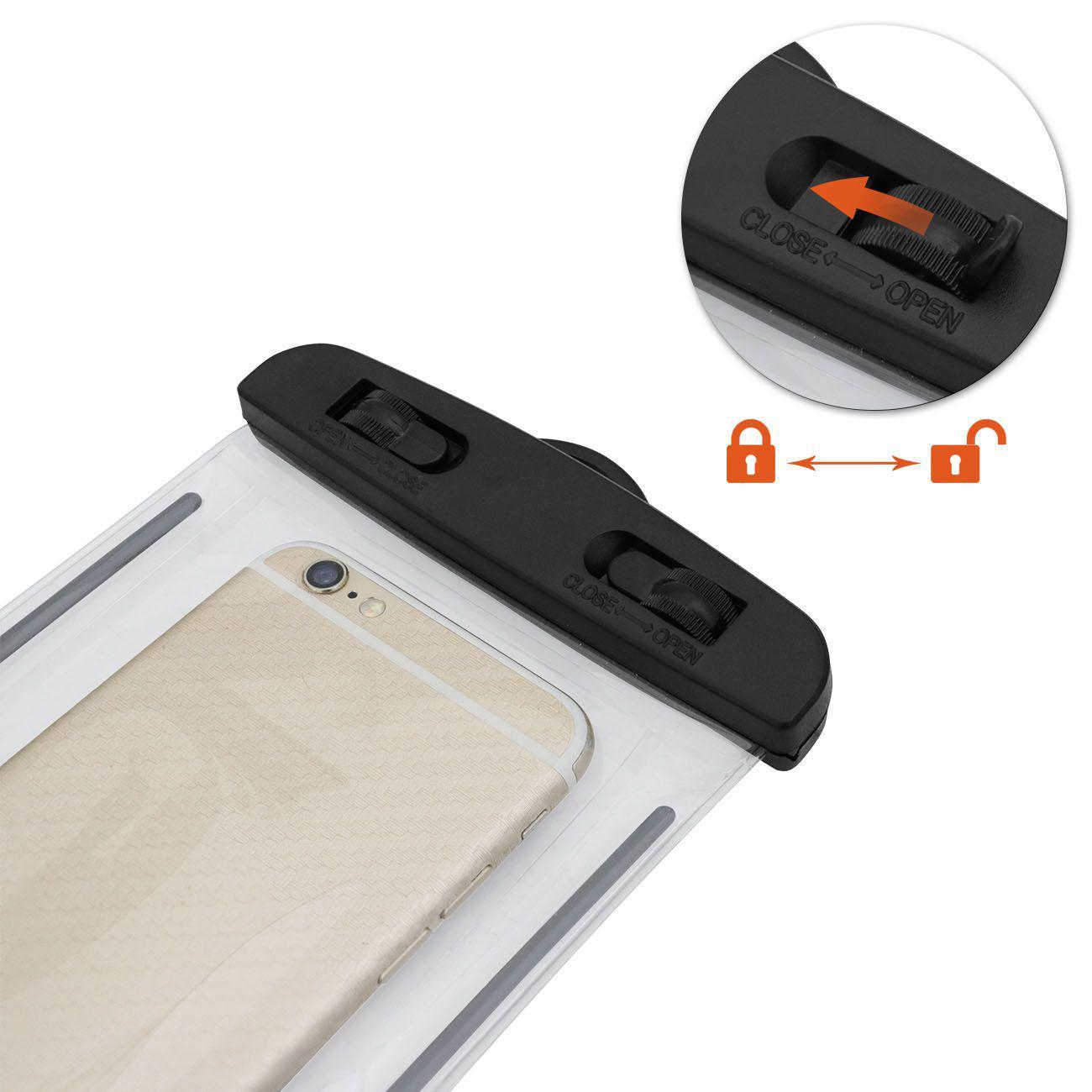 b79b50a45e5 Capa Bolsa Protetora Para Smartphones Prova DÁgua Impermeável em Plástico  de Alta Durabilidade - Ícone mobile Produto não disponível