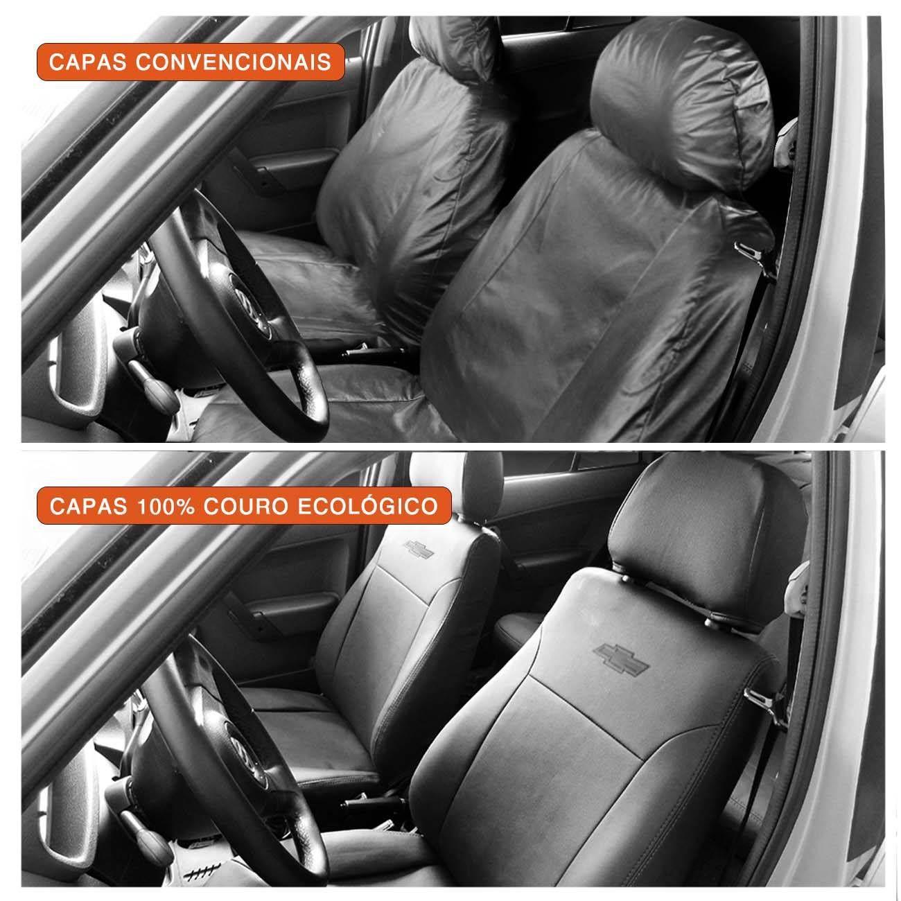 Capa De Banco De Couro Ecológico Chevrolet Spin 2012 A 2019 Automotiva  Grafite 12 Peças - Prime R  339,90 à vista. Adicionar à sacola e265bcb3fa