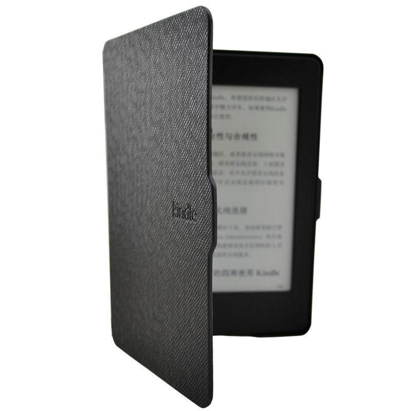 Capa para Kindle Paperwhite (até 2018) - Couro rígida ...