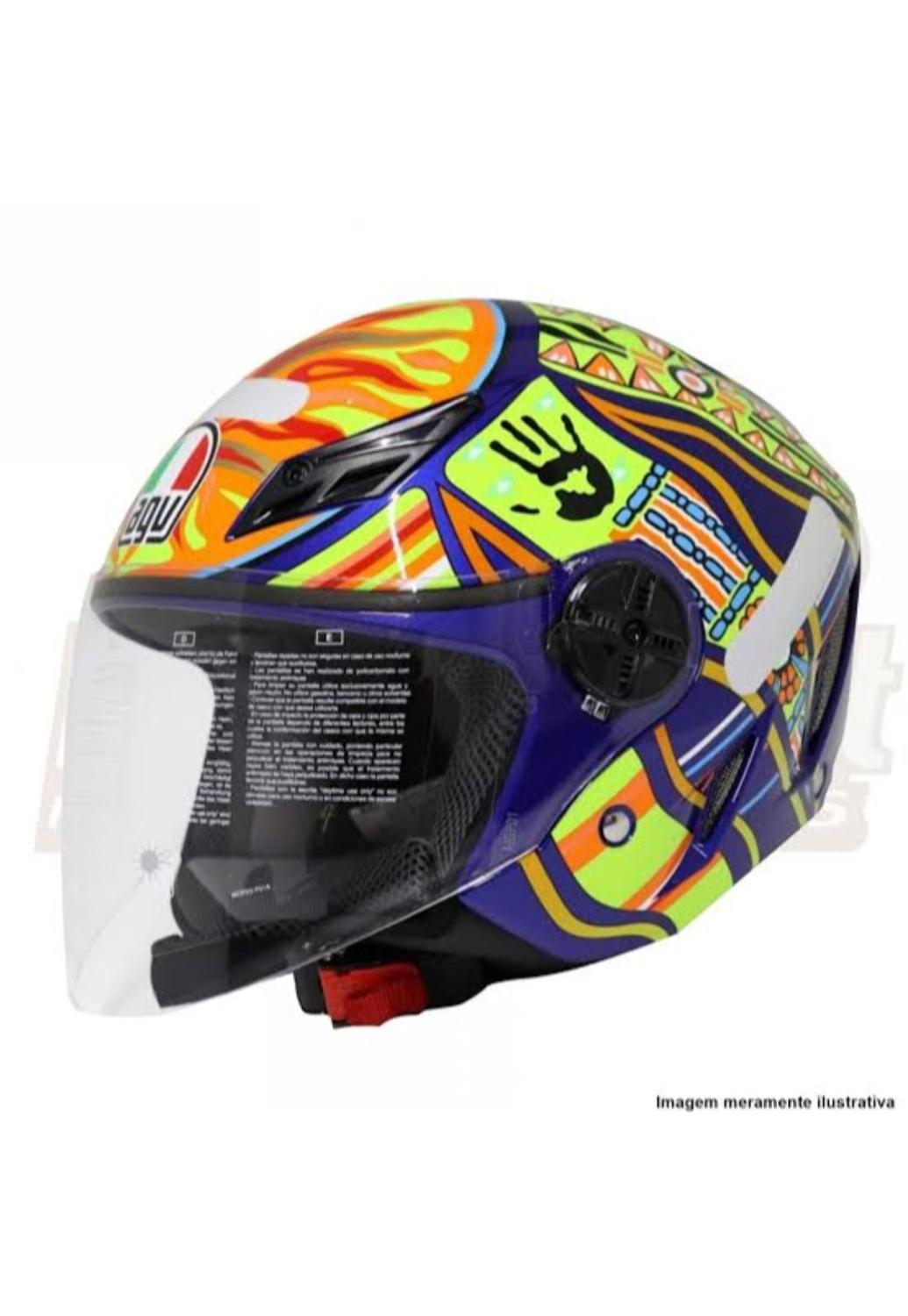 Capacete Agv Blade Five Continents No Magalu Magazine Luiza