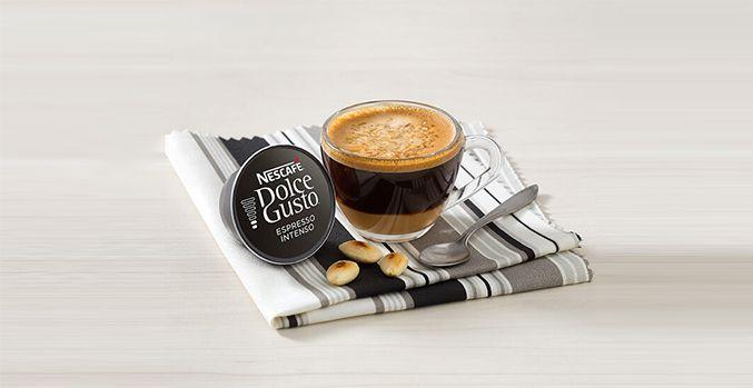 9bf5397ee Cápsula Nescafé Dolce Gusto Café Espresso Intenso 16 Cápsulas - Nestlé -  Nestle R  26