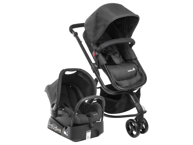 Carrinho de Bebê e Bebê Conforto Safety 1st - Mobi