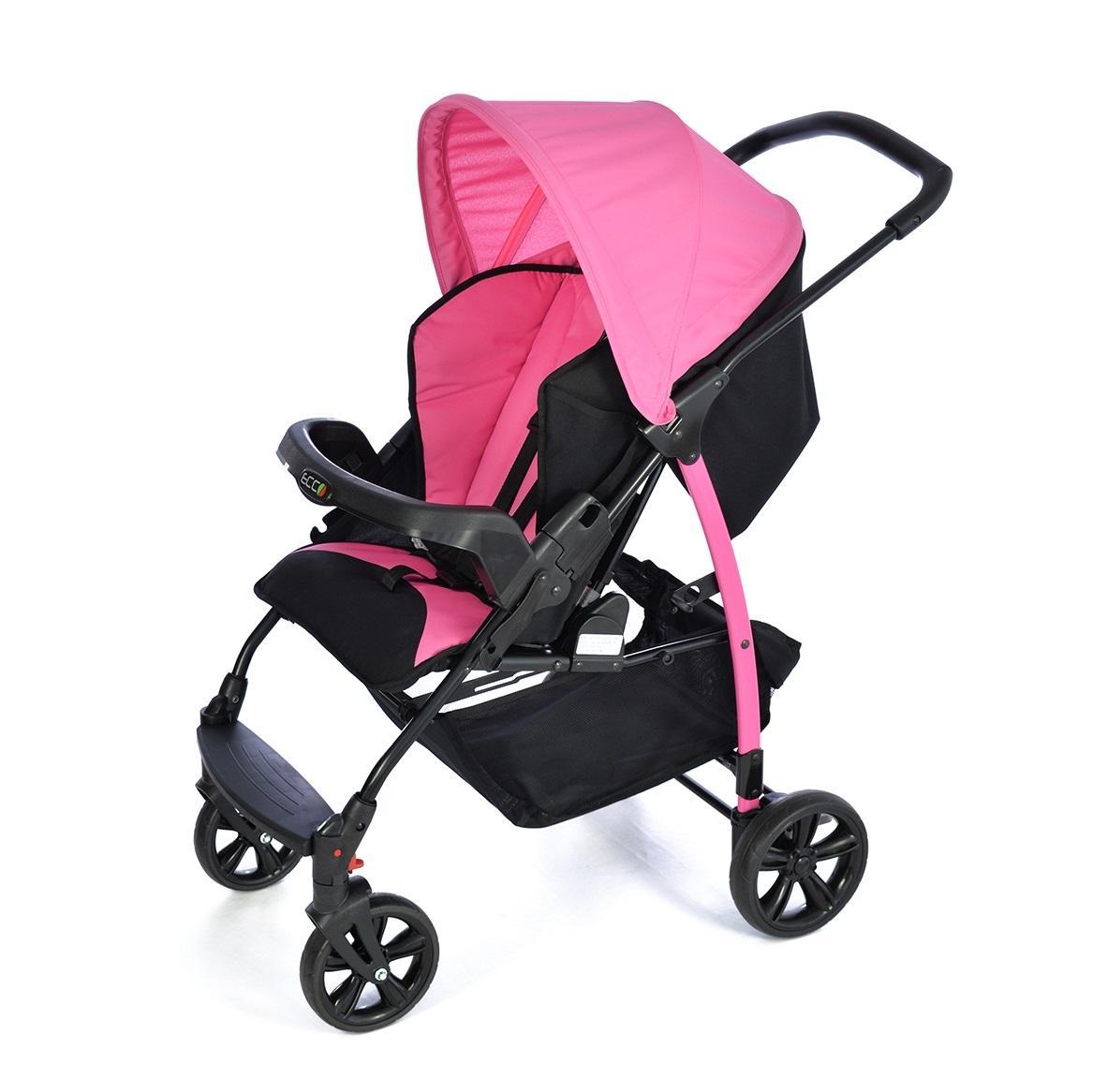 1dcc2e0d8 Carrinho De Bebê Passeio Ecco - Azaleia - Burigotto R$ 549,00 à vista.  Adicionar à sacola
