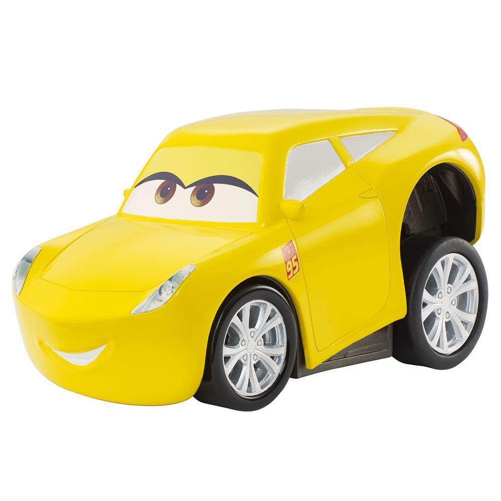 fdb0c8b92a Carrinho de Fricção - Corredor Veloz - Disney - Pixar - Cars 3 - Cruz  Ramirez - Mattel Produto não disponível