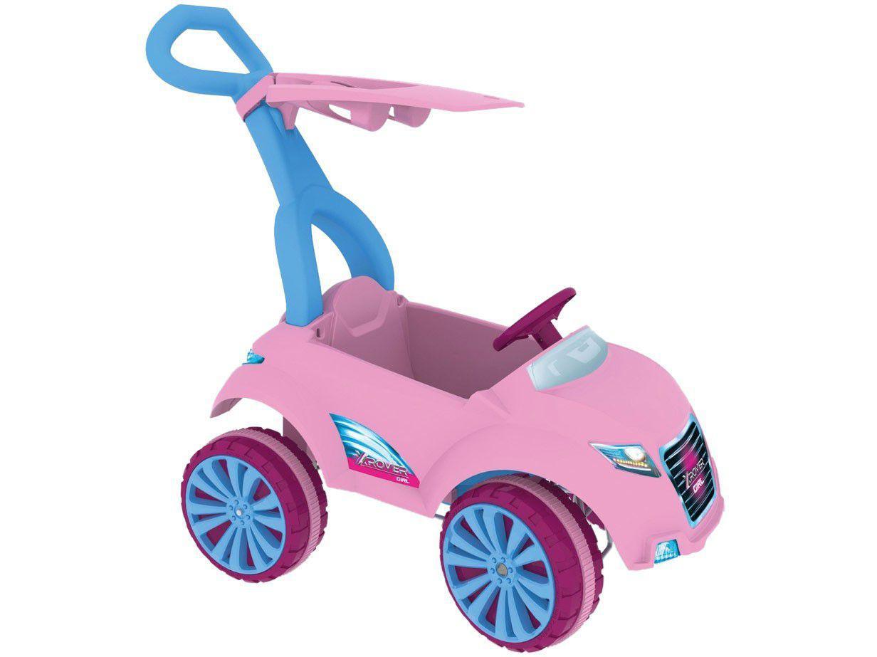 Carro a Pedal Infantil X Rover Girl - Xalingo - Carros a Pedal - Magazine  Luiza c209696c1d9