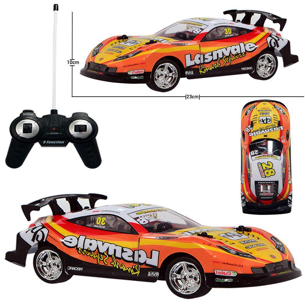 11fa04865a4 Carro de Controle Remoto Drift Amarelo - Art brink - Carrinho de ...