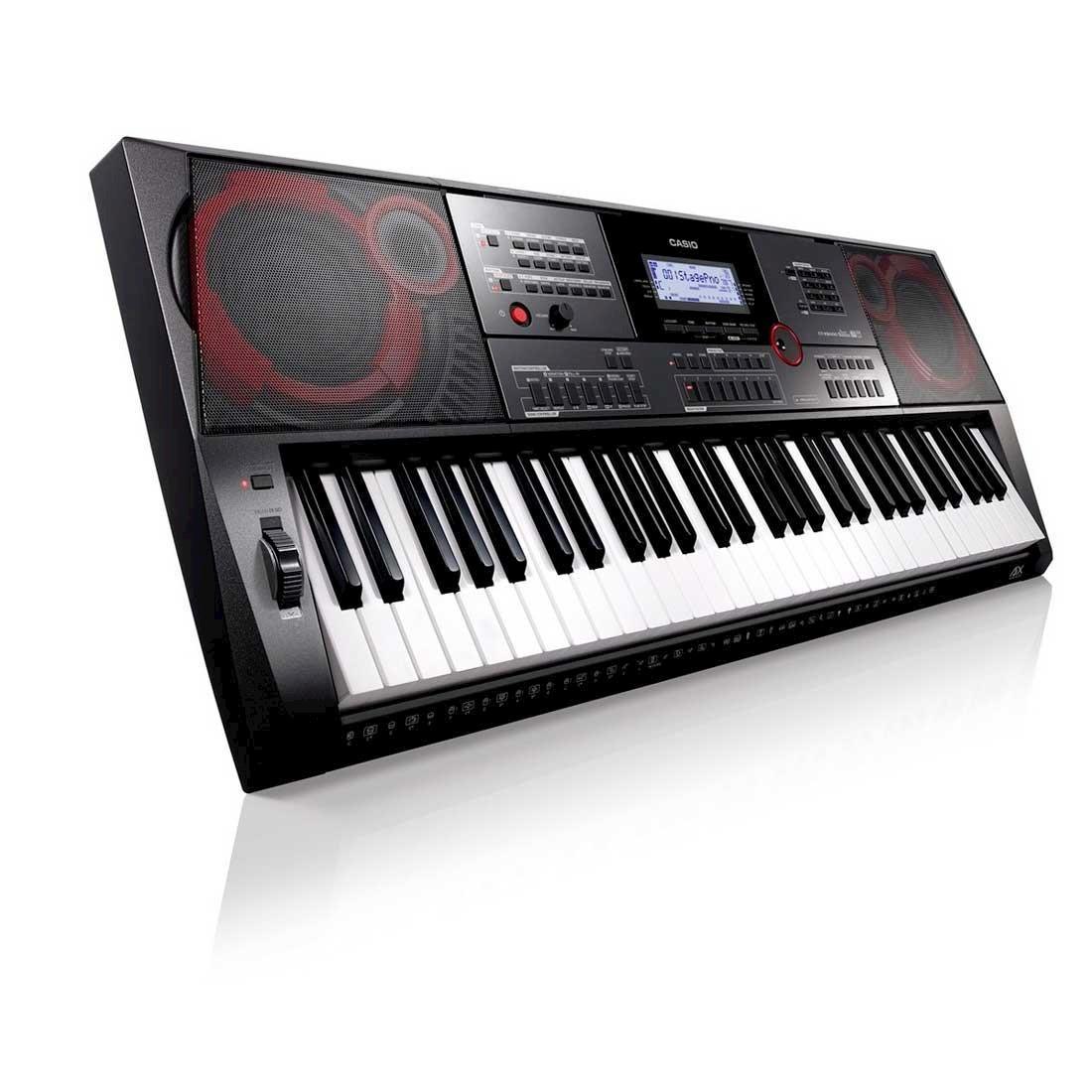 8a0822d3ae2 Casio CT-X5000 Teclado Casio 61 teclas - Teclado Musical - Magazine ...