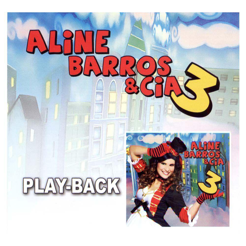 Aline Barros Aline Barros & Cia 2 cd aline barros cia 3 (play-back) - mk music