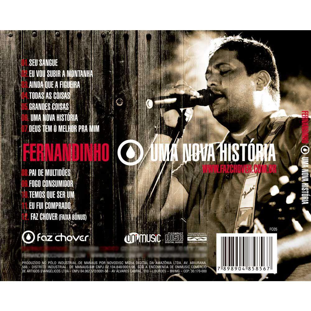 NOVA COMPLETO DVD BAIXAR UMA HISTORIA FERNANDINHO
