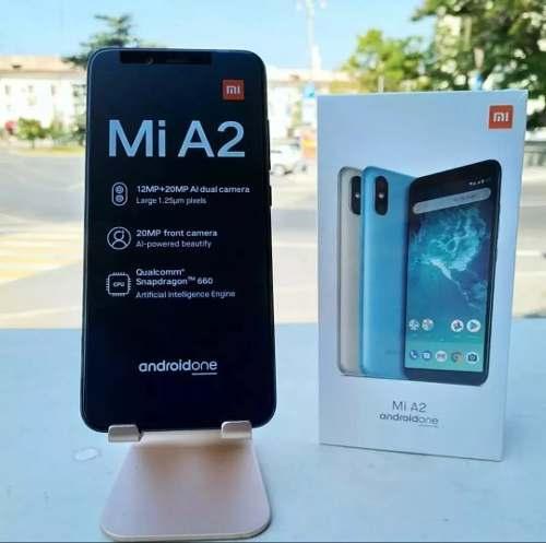 Celular Xiaomi Mia2 Mi A2 128gb 6gb Ram Global Tela 5 9 Novo