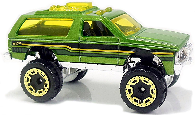 Chevy Blazer 4x4 Hot Wheels Trucks 100 Years Carrinho De Brinquedo Magazine Luiza