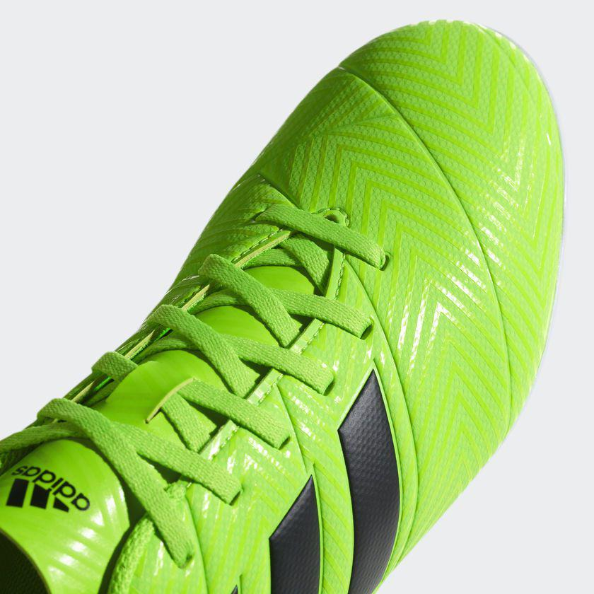 44343fe594 Chuteira Futsal Adidas Nemeziz Messi Tango 18.4 Masculino - Verde R  249